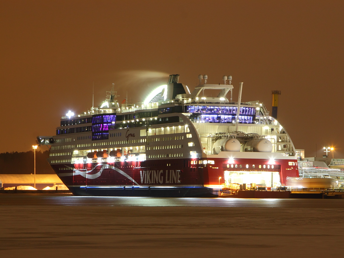 Viking Grace Nuuska Valikoima 2021